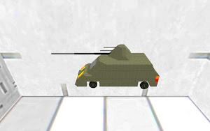 armerd tank