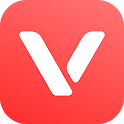 VMate - Video Download & Free Music Video Editor icon