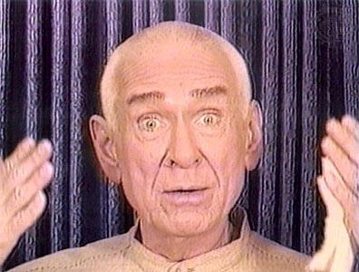 Heaven's Gate cult leader Marshall Applewhite.