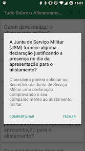 Brazilian Military Enlistment- screenshot thumbnail