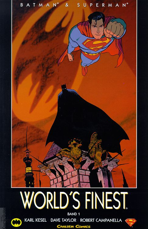 Batman & Superman - World's Finest (2000) - komplett