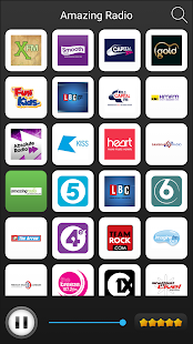 UK Radio FM Stations Online- screenshot thumbnail