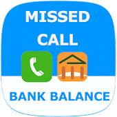 Missed Call Bank Balance