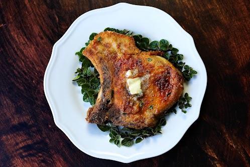 Fabulous Oven-Fried Pork Chops