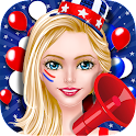 Independence Day Party Dressup icon