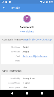 SkyDesk Support- screenshot thumbnail