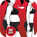 Lose Weight App For Women - Workouts For Free icon