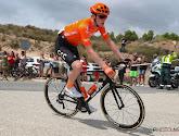 Vuelta : le beau geste de Nathan Van Hooydonck à l'adresse d'une petite spectatrice