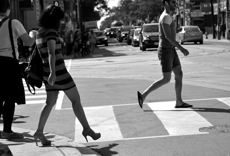 Photo: Pedestrian Crossing #shoesmonday  +Shoes Monday curated by +Laura Harding +Olga Kafka +Terry Fabre +Bernd Schaefers +Pablo Luis Gonzalez +Paul van de Loo