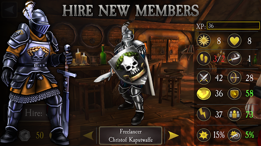 Mordheim: Warband Skirmish android2mod screenshots 4