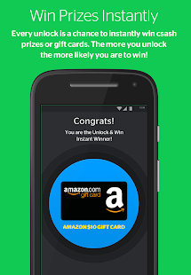Unlock & Win! by Perk- screenshot thumbnail