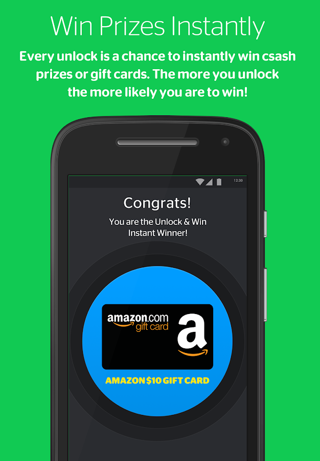 Unlock & Win! by Perk- screenshot