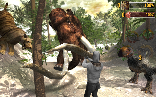 Ice Age Hunter: Online Evolution apktram screenshots 9