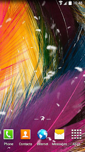 Feather Live Wallpaper screenshot 5