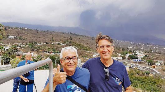 Las lecciones del volcán de La Palma llegan hasta las aulas del IES de Gádor