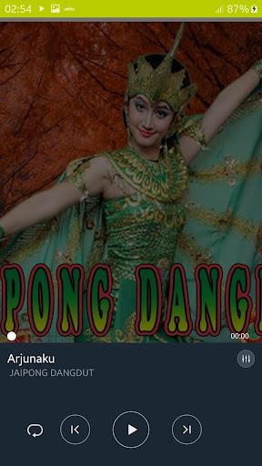لقطات شاشة Lagu Jaipong Dangdut MP3 4