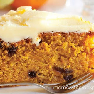 Crock Pot Carrot Cake Recipe