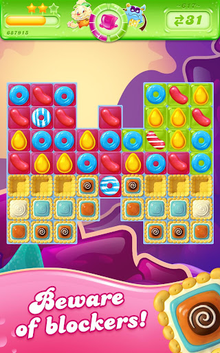 Candy Crush Jelly Saga screenshot 15