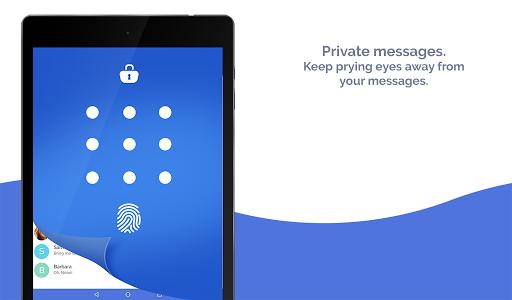 Mood Messenger - SMS & MMS screenshot 13