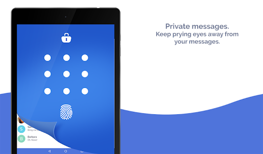 App Mood Messenger - SMS & MMS APK for Windows Phone