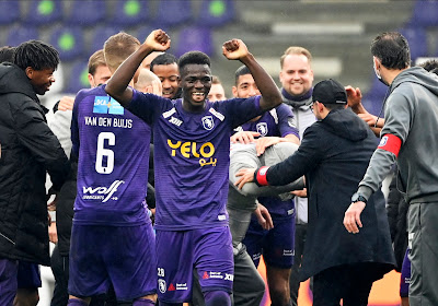 "Ismaila Coulibaly, le roc du Beerschot : ""Pour lui ""the sky is the limit"" !"""