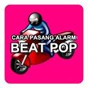 BEAT POP - Cara Pasang Alarm icon