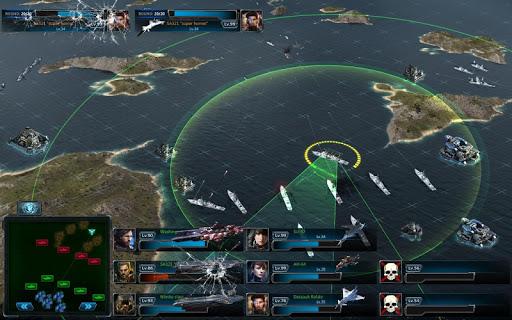 Sea Battle - Fleet Commander 1.0.10.1 screenshots 5