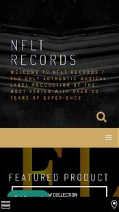 NFLT RECORDS - náhled