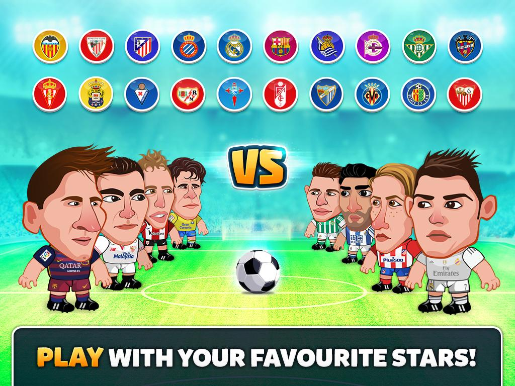 head soccer game