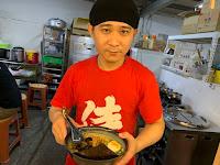 無招牌日式雞白湯拉麵