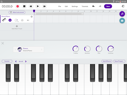 Soundtrap - Make Music Online Screenshot