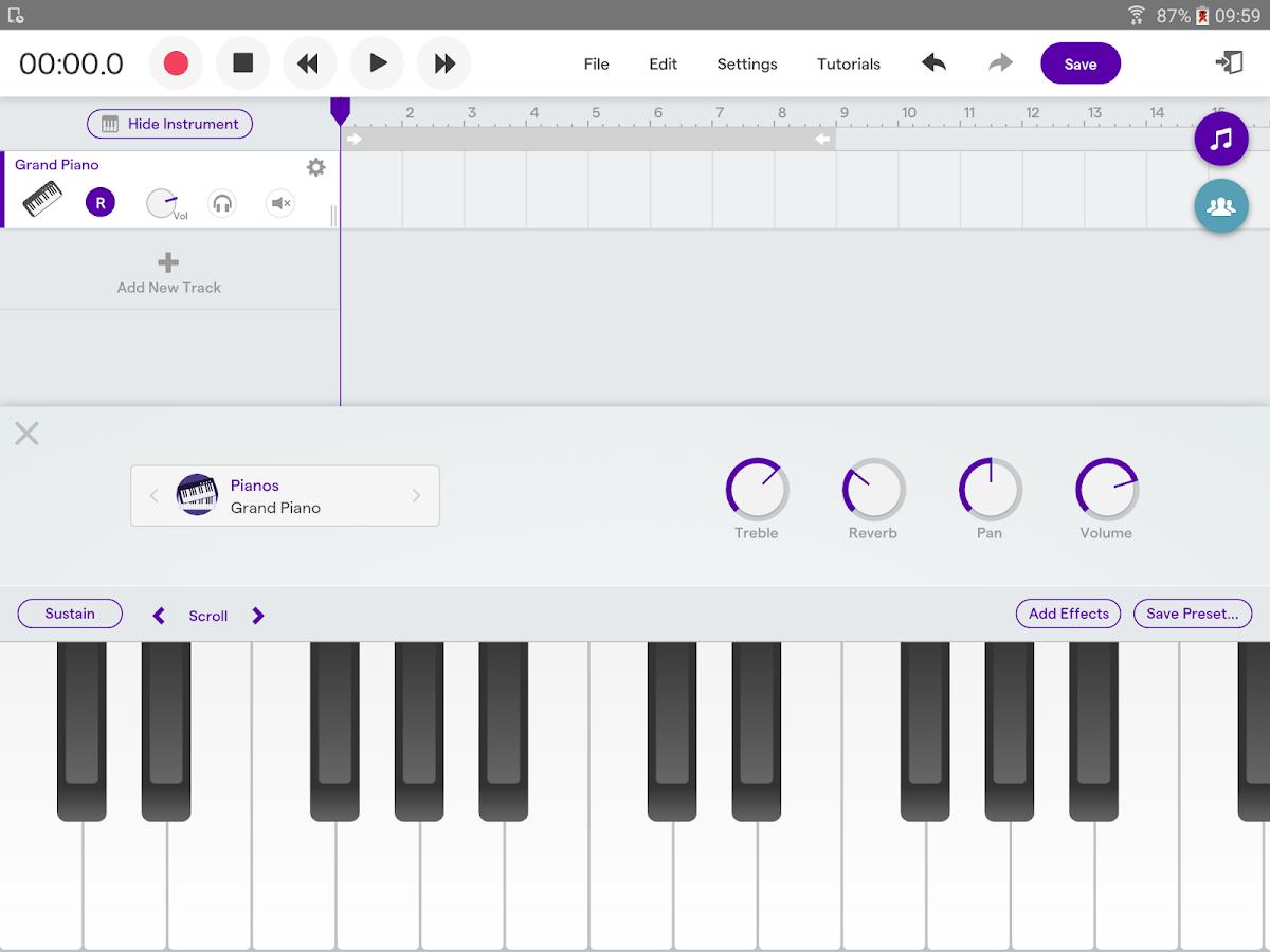 soundtrap make music online android apps on google play. Black Bedroom Furniture Sets. Home Design Ideas