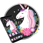 Dreamy Unicorn Fairy Launcher Theme Live HD Android APK Download Free By Best Launcher Theme & Wallpapers Team 2019