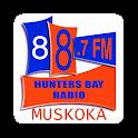 Hunters Bay Radio icon