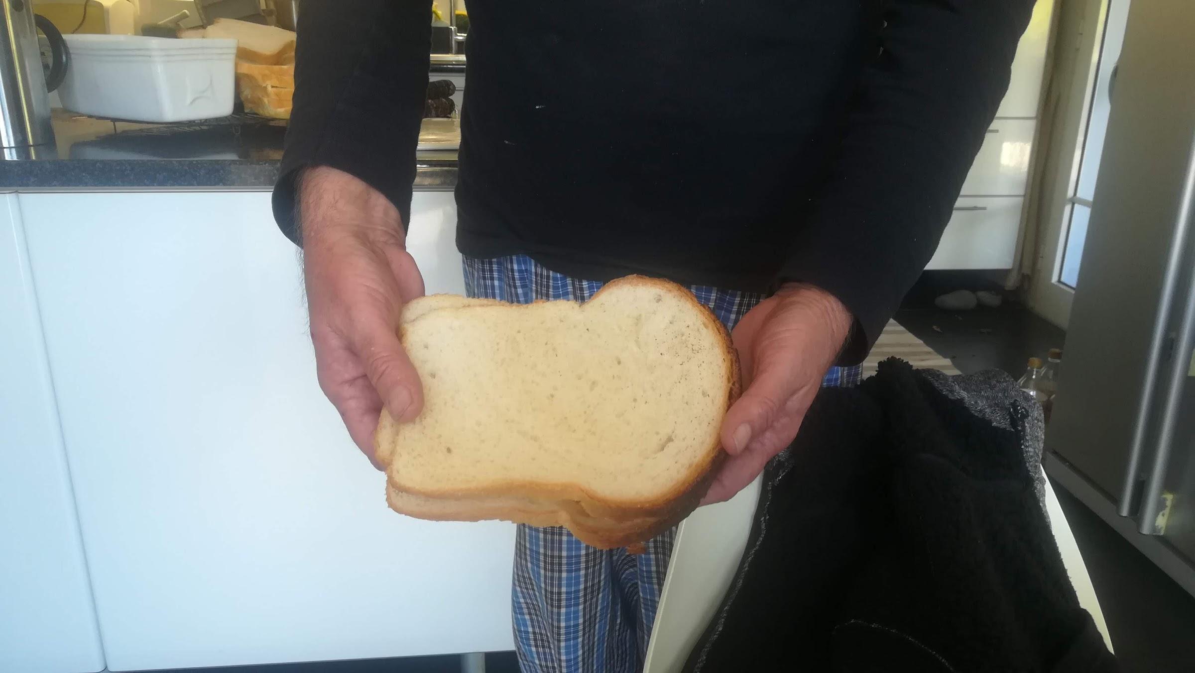 enormous slice!