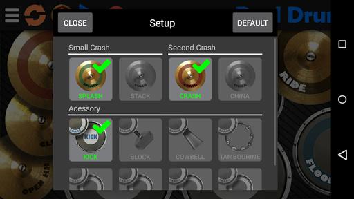 Real Drum screenshot 6