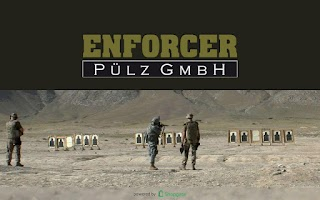 Screenshot of Enforcer Military