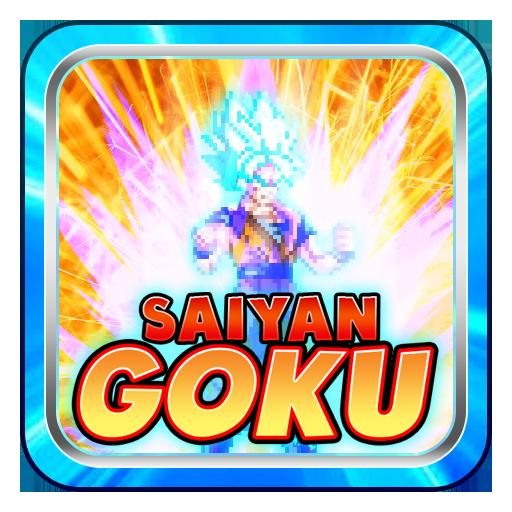 Saiyan Goku Tap Super Z (game)
