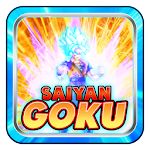 Saiyan Goku Tap Super Z Icon