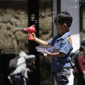 by Idham Nurrakhman - Babies & Children Children Candids