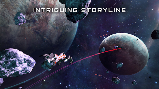 Subdivision Infinity: 3D Space Shooter Screenshot