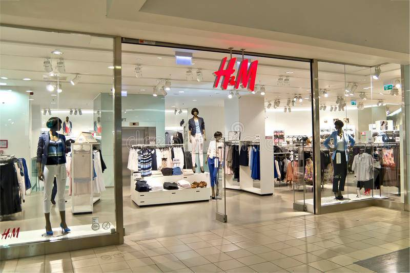 H&M store_image