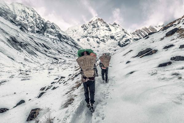 Gennaio ed il Generale Inverno di Roberto Pazzi Photography
