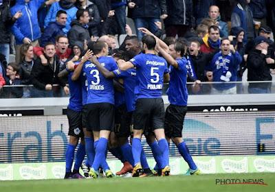 Bruzzese et Diaby blessés à Bruges ?