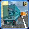 Transport Truck Sea Animals icon