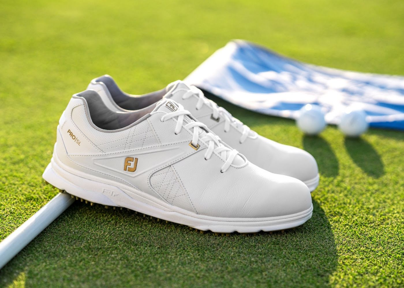 Footjoy golfskor och golfkläder