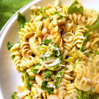 Fresh Italian Pesto Pasta Salad