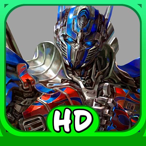 HD TF Optimus Prime Wallpaper