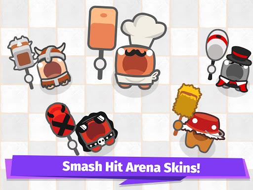 Smashers.io Foes in Worms Land 1.8 screenshots 7