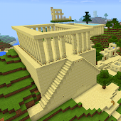 City of Eleftheria MCPE map